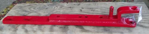 Vintage Tractor Swinging Drawbar with Clevis.